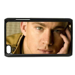 Channing Tatum iPod Touch 4 4G 4th Generation Case Hard Protective iPod Touch 4 4G 4th Generation Case: Cell Phones & Accessories