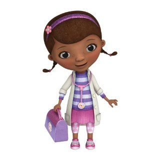 Doc McStuffins Peel and Stick Giant Wall Decals   Wall Decor Stickers