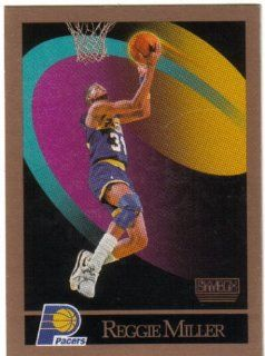 1990 91 SkyBox #117 Reggie Miller [Misc.]  Sports Related Trading Cards  Sports & Outdoors