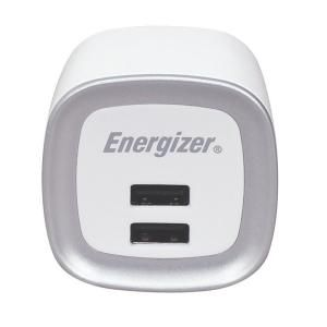 Energizer Dual Universal USB Wall Charger DISCONTINUED PC 2WA