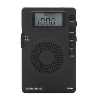 Eton Compact AM/FM/Shortwave Radio NGM400B