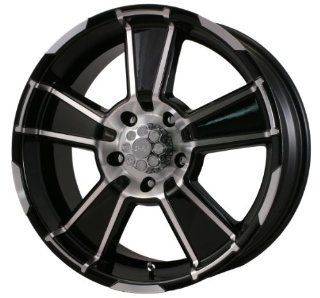 G FX Desert Eagle Gloss Black Machined Wheel (17x8.5 / 5x139.7) Automotive