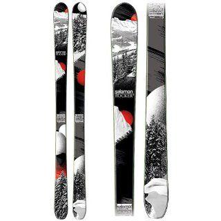 Salomon Rocker2 90 Skis 2013   161  All Mountain Skis  Sports & Outdoors