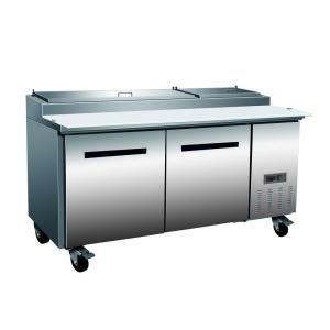 Maxx Cold 22 cu. ft. Pizza Top Refrigerator MXCPP70