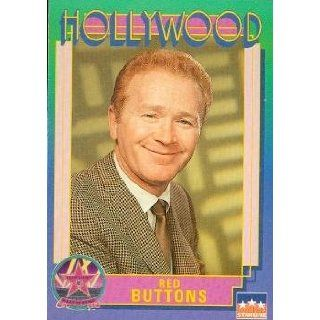 Red Buttons trading Card (Actor, Comedian) 1991 Starline Hollywood Walk of Fame #154: Entertainment Collectibles