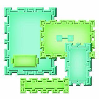 Spellbinders S5 193 Nestabilities Tile Works Die Templates