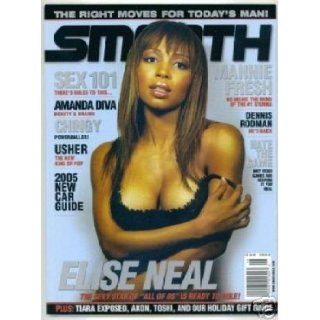 Smooth Magazine #16: Elise Neal: Smooth mAgazine: Books