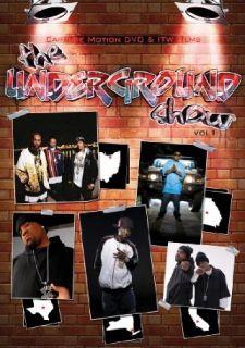 Underground Show   Featuring Mike Jones, Lil Flip, Chamillionare, Bone Thugs And Harmo: MVD:  Instant Video