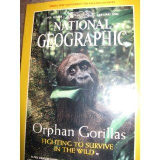 National Geographic Magazine February, 2000, Volume 197, No. 2 National Geographic Society Books