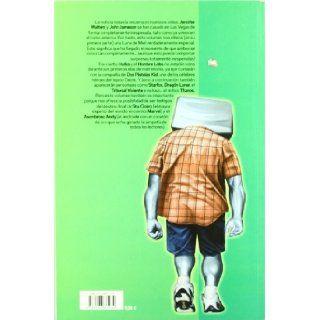 HULKA 05. ME HE CASADO CON UN HOMBRE LOBO: RICK BURCHETT, EDUARDO BARRETO, DAN SLOTT: 9788496871939: Books