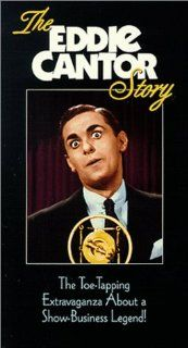 Eddie Cantor Story [VHS]: Keefe Brasselle, Marilyn Erskine, Aline MacMahon, Arthur Franz, Alex Gerry, Greta Granstedt, Gerald Mohr, William Forrest, Jackie Barnett, Richard Monda, Marie Windsor, Douglas Evans, Edwin B. DuPar, Alfred E. Green, William H. Zi