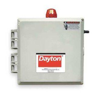 Dayton Motor & Pump Control Box, 120/208/240V   2PZG4   Tools Products
