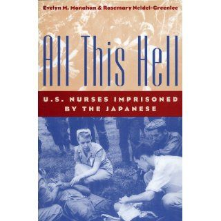 All This Hell: U.S. Nurses Imprisoned by the Japanese (9780813190617): Evelyn M. Monahan, Rosemary Neidel Greenlee: Books