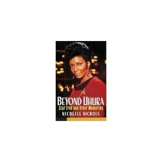 Beyond Uhura   Star Trek and Other Memories: Nichelle Nichols: 9780399139932: Books
