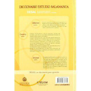 Diccionario Estudio Salamanca: Ocatedro Ediciones: 9788480638784: Books