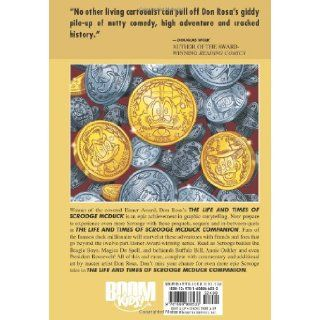 The Life and Times of Scrooge McDuck Companion (Life & Times of Scrooge McDuck): Don Rosa: 9781608866533: Books