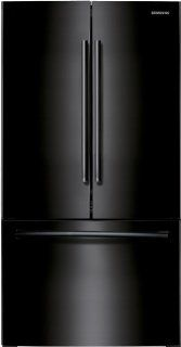 "Samsung RF260BEAE 36"" French Door Refrigerator with Cool Select Pantry Storage and Removable Ice C, Black: Appliances"