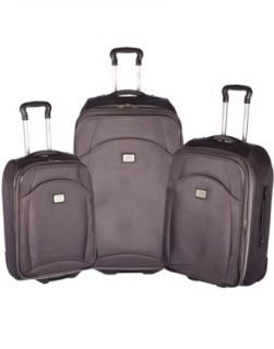 Planet Earth Luggage Voyager Pullman, Grey, One Size: Clothing