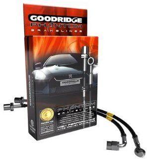 Goodridge 09+ Nissan GTR R35 Phantom G Stop Brake Lines Automotive