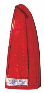 Depo 332 1944R AS Cadillac DTS Passenger Side Tail Lamp Lens and Housing Automotive