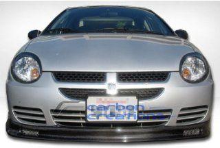 2003 2005 Dodge Neon Carbon Creations Spoon Style Front Lip Under Spoiler Air Dam   1 Piece Automotive