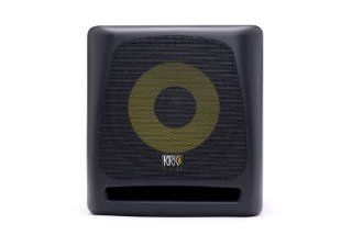 KRK K10S Powered Subwoofer   10 Inch, 225 Watts Musical Instruments