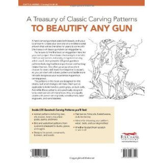 135 Gunstock Carving Patterns: Lora Irish: 9781565237957: Books
