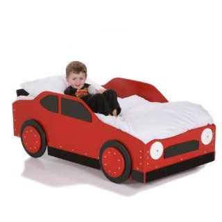 Stock Car Racer Toddler Bed   Inflatable Beds