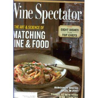 Wine Spectator Magazine September 2010 Books