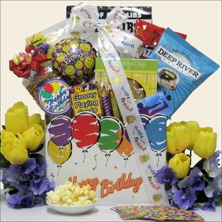 ITunes Birthday Kids Teen Gift Basket Ages 13 Up