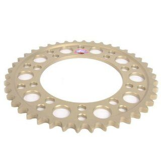Renthal Ultralight 43 Tooth 530 Rear Sprocket Hayabusa B King Suzuki 409U 530: Automotive