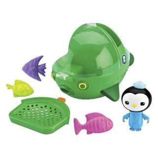 Fisher Price Octonauts GUP E and Peso Vehicle Playset