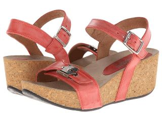 Cordani Astro Womens Sandals (Orange)