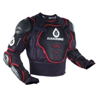 SixSixOne Pressure Suit DownHill/Freeride Bike Body Armour (Medium) : Cycling Protective Gear : Sports & Outdoors
