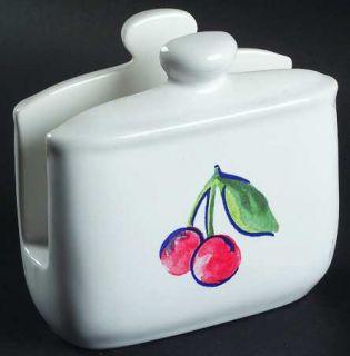 Corning Fruit Basket Napkin Holder, Fine China Dinnerware   Corelle,Impressions,