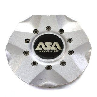 """Asa Licensed By Bbs Wheels 15"""" 16"""" Center Cap Fwd Silver Js5 #8b405 Automotive"""