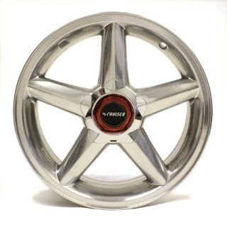 "16"" Chrysler Pt Cruiser Wheels Rims Factory Oem # 2275 Polished Set of 2 Automotive"