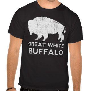 great white buffalo tee shirt