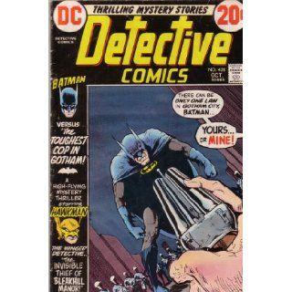 Detective Comics, Vol 36 #428 (Comic Book) Batman FRANK ROBBINS Books
