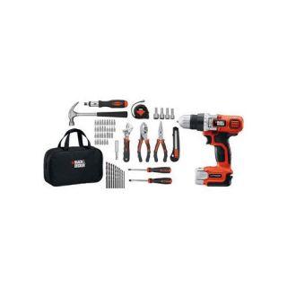 Black and Decker LDX112PK Drills / Drivers , Power Tools, N/A Tools