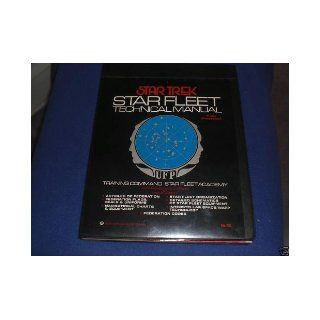 Star Trek Star Fleet Technical Manual TM: 379260 Fully Illustrated: Franz Joseph: Books