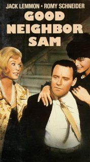 Good Neighbor Sam [VHS]: Edward Andrews, Tom Anthony, Barbara Bouchet, Tristram Coffin, Mike Connors, William Forrest, Neil Hamilton, Peter Hobbs, Joyce Jameson, Charles Lane, Jack Lemmon, Robert Q. Lewis, Louis Nye, Dorothy Provine, Riza Royce, Romy Schne