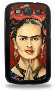 Frida Kahlo Samsung Galaxy S3 Hard Plastic Cell Phone Case: Cell Phones & Accessories