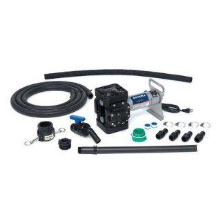 Fill Rite SS460BX731PG 115V AC Diaphragm Pump, Motor Bracket PumpNGo: Portable Power Water Pumps: Industrial & Scientific