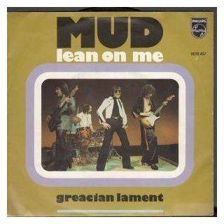 "Lean On Me 7 Inch (7"" Vinyl 45) Dutch Philips 1976 Music"
