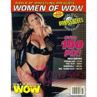 WOW   World of Wrestling Magazine Presents  Women of WOW (2000) Mike Morris Books