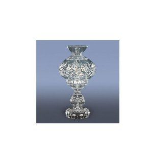 "Waterford Fiona 13"" Hurricane Lamp: Kitchen & Dining"