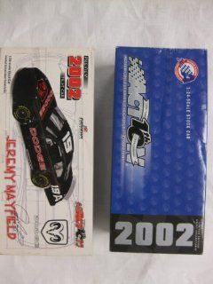 Nascar Jeremy Mayfield #19 '02 Dodge Intrepid Test Car 2002 LE 1 of 3,504 124 Scale Car By Action Racing Collectables Toys & Games