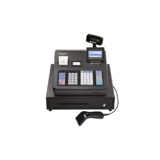 Sharp XEA507 Bar Code Scanning and Dual Receipt Cash Register : Electronics
