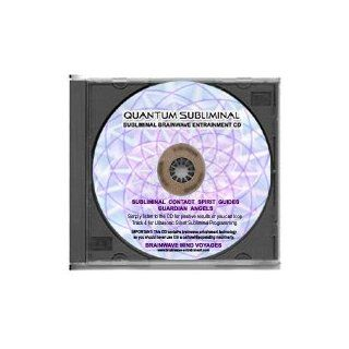 BMV Quantum Subliminal CD Contact Your Spirit Guides   Guardian Angels (Ultrasonic Metaphysical Series): Music